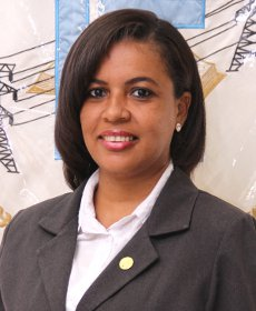 Secretaria Administrativa Licda. Miriam Cabrera
